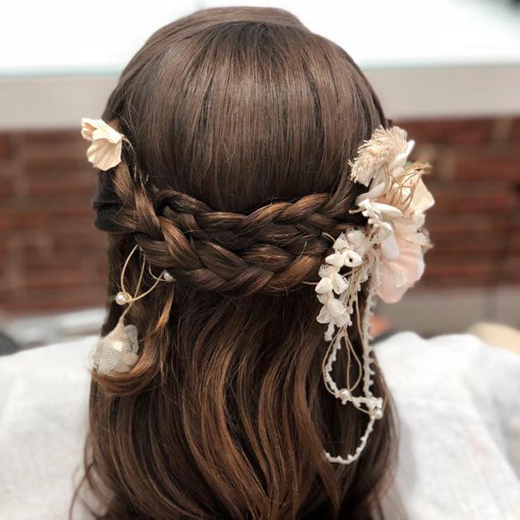 En una tendencia ascendente peinados primera comunion niñas Imagen de cortes de pelo Ideas - Peinados Para Niñas Para Primera Comunion 2018 - Hay Niños